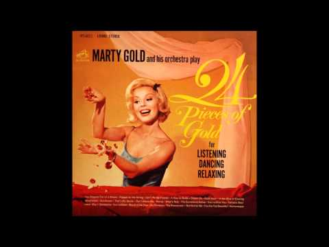 Marty Gold and His Orchestra - HIGH ON A WINDY HILL