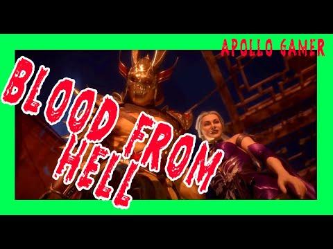 Mortal Kombat 11 : Bloody 4K Gameplay 10-07-2020 |