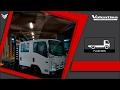 Plataforma sobre Chevrolet NHR Doble Cabina [Valentina Carrocerías]