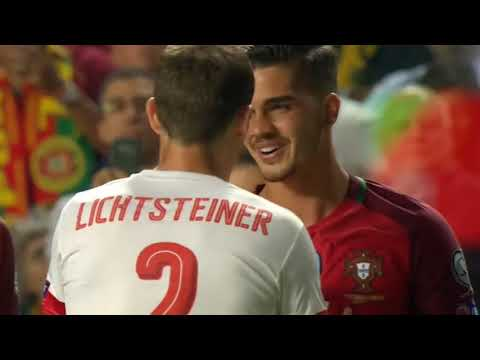 Portugal vs Switzerland 2 - 0   All Goals & Extended Highlights   World Cup 10 10 2017 HD