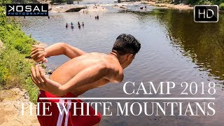 Camp 2018 - The White Mountain - NH
