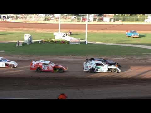 Plymouth Dirt Track Sport Mod Heats 8-10-2019