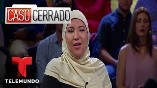 Caso Cerrado   Burkini In a Pool 👙  Telemundo English