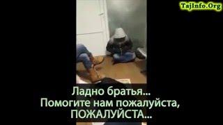 Чёрный день мигранта. Таджиков заставляют мочиться в штаны, голодать и спать на бетоне.