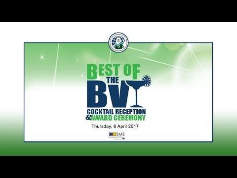 Best of the BVI - Award Ceremony