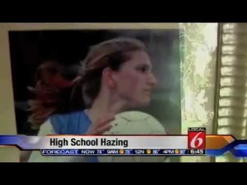 Orlando Bully Victim Counselor on Hazing or Initiation - What's the Difference - Darrion Denson CBS
