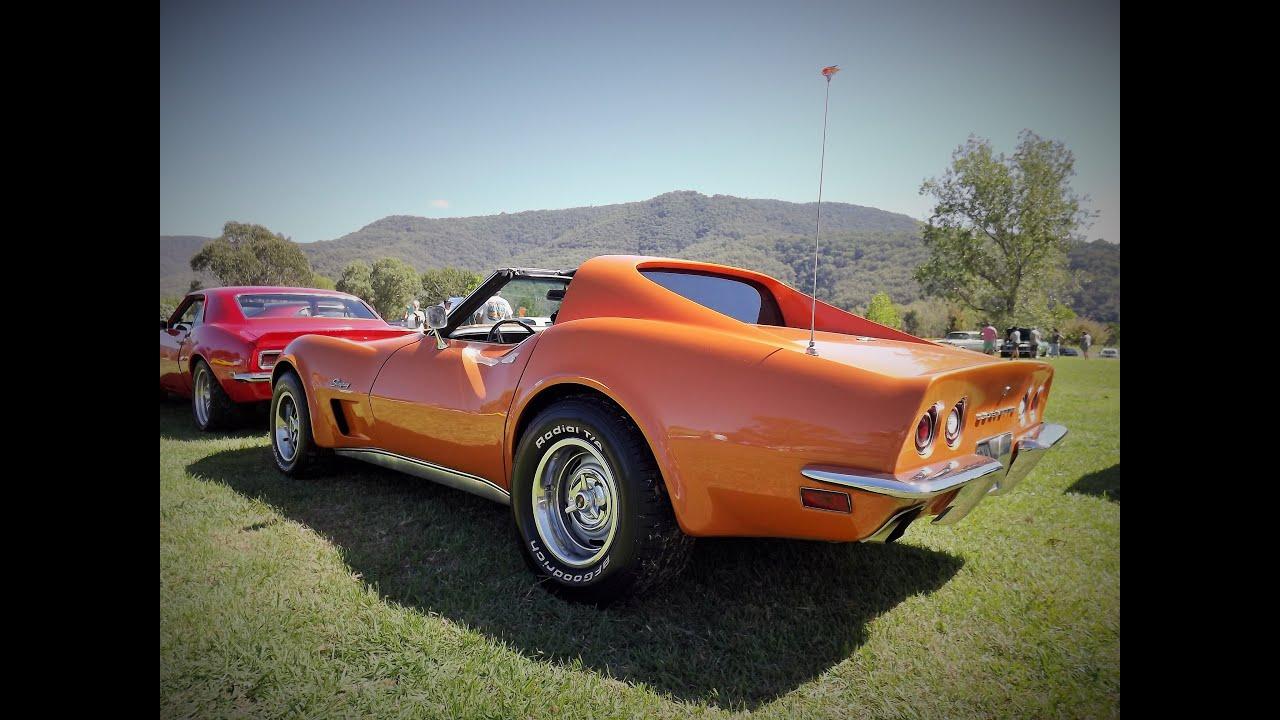 CAMARO FIREBIRD & U S MUSCLE CARS at TALBINGO with SAMI Cooke ...