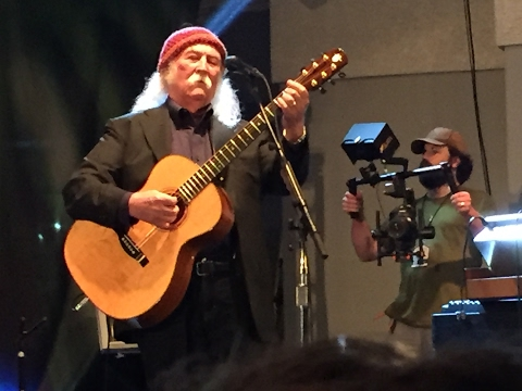 GroundUP Festival I : David Crosby 2-10-2017