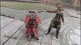 For Honor Peacekeeper Arrow in the Head execution on all characters