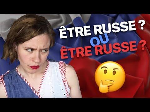 🇷🇺 ÊTRE RUSSE ou ÊTRE RUSSE? 🇷🇺- La base pour le conflit ukrainien