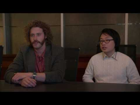 Jian Yang's Hilarious Pitch- Silicon Valley S4 E3