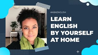 Can You Learn English BY YOURSELF? 🤔 TIPS to Learn English at Home 🏠 screenshot 2