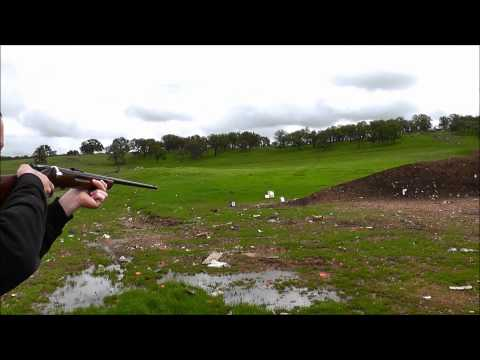 winchester 67, 22 cal dad target shooting,.
