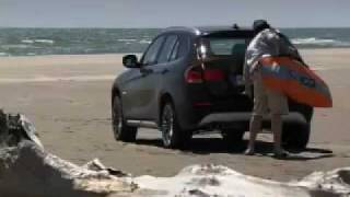New BMW X1 Compact SUV Video