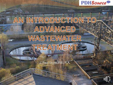 AV PP Advanced Wastewater Treatment