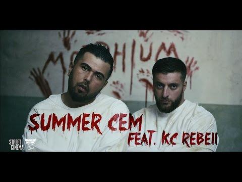 Summer Cem feat. KC Rebell ►  MORPHIUM ◄ [ official Video ] prod. by Cubeatz