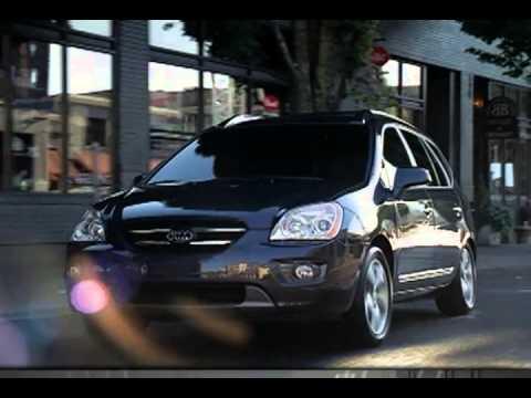 2008 Kia Rondo Test Drive