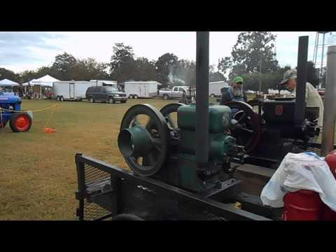 2 Antique Engines