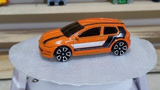 Volkswagen Golf Mk7 HW Then and Now 10/10 | Hero Cars 2018 - Unboxing & Review