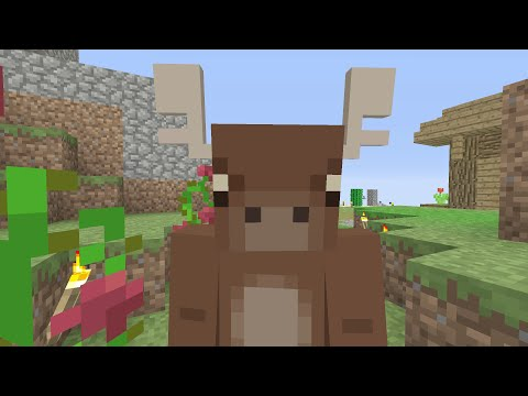 Minecraft XBOX - Cube World - Lets Play! {13}