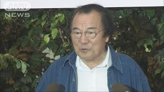 キンキンこと愛川欽也さん逝く 80歳、都内の自宅で(15/04/17)