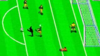 Video [ARCADE/COIN-OP] Tecmo World Cup '90 (MAME) - Speed Run : one credit, hardest difficulty, least time download MP3, 3GP, MP4, WEBM, AVI, FLV Januari 2018