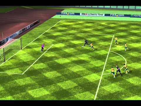 FIFA 14 iPhone/iPad - MLS BEASTS vs. Kuban Krasnodar