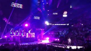 Steve Aoki feat  Will.I.Am @ IHeart radio Music Festival