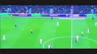 Barcelona 2-1 Real Madrid 22-03-15 Alfredo Martínez de Onda Cero