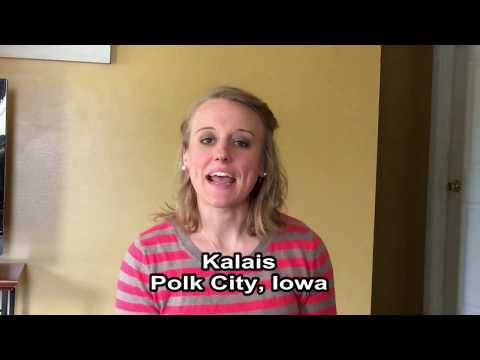 Kalais - Polk City, Iowa