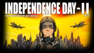 The Adventures Of Jack Shukla Episode 5 - Independence Day - Part 2 || Shudh Desi Endings