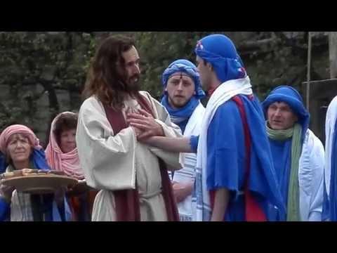 Good Friday 2014 | The Passion of Jesus | Trafalgar Square, London | 2014 Easter