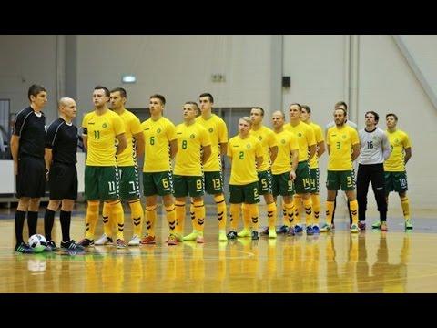 UEFA Futsal Euro: Lietuva - Andora