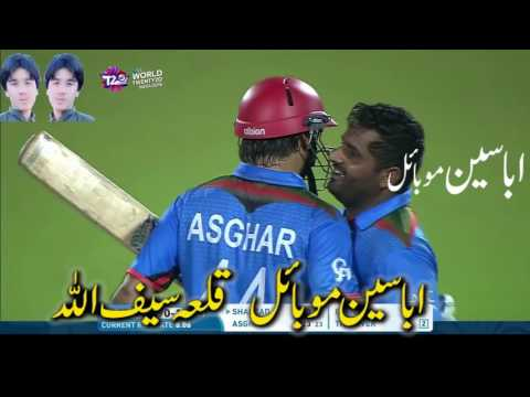 afghan cricket new song 2017 for shezad mahammadi