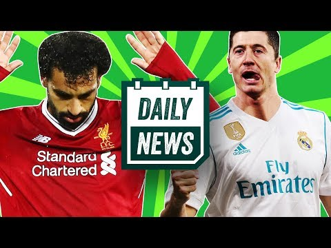 Liverpool 5-2 Roma: Salah to win the Ballon d'Or? + Transfer news and new Arsenal boss ► Daily News