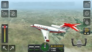 Flight Sim 2018 - #35 New Plane Unlocked | Airplane Simulator Games - Android IOS GamePlay FHD