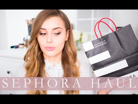 Sephora Haul and First Impressions | Hello October