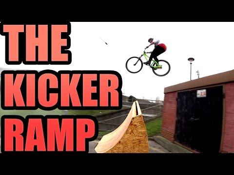 THE KICKER RAMP
