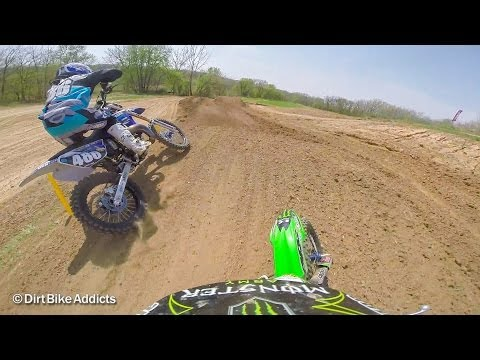 Austin Forkner vs Chase Sexton - SuperMini (2 Stroke) - Dirt Bike Addicts