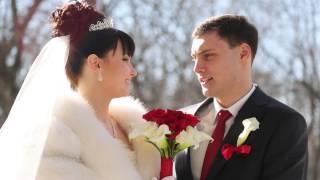 Артем + Екатерина  Свадебный день 2015 г.