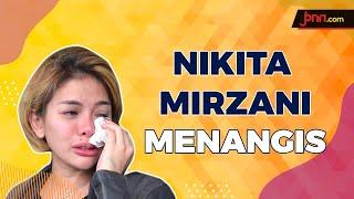 Nikita Mirzani Menangis Melihat Dokter Memakai APD Pemberiannya - JPNN.com