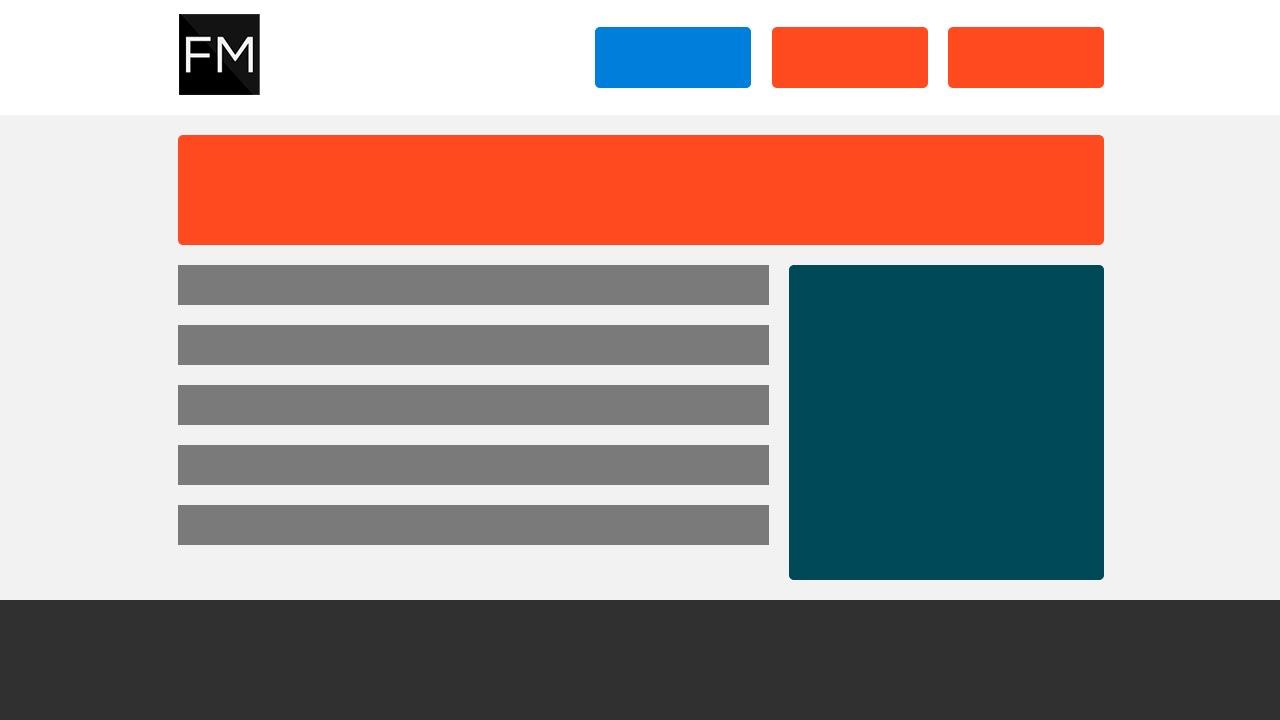 Como hacer una plantilla básica con PHP (templates) - YouTube