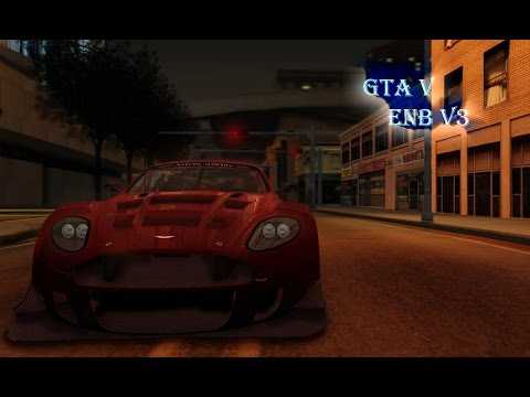 GTA 5 ENBSeries v3.0 Final