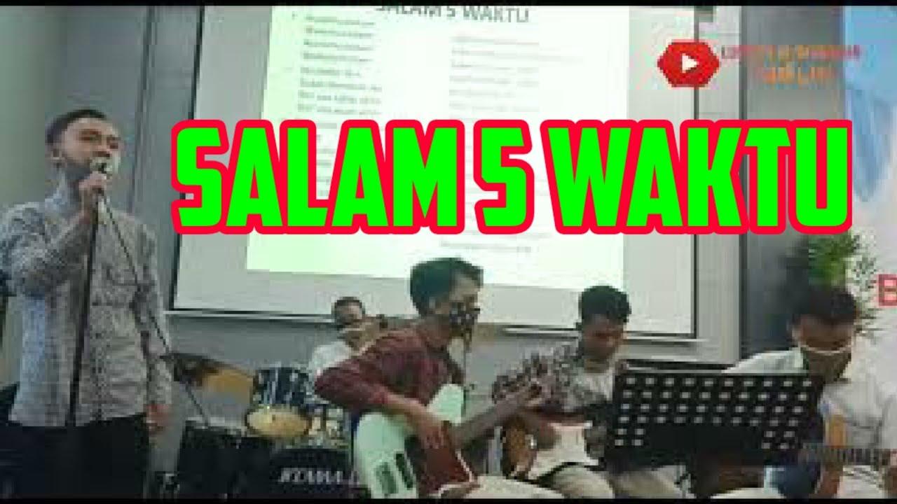 lagu salam waktu persembahan siswa icmbs penutupan mpl icm youtube