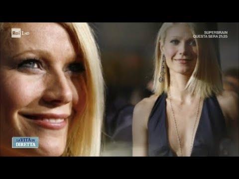 """L'ultima assurda idea di Gwyneth Paltrow: """"Un clistere al caffè"""" - La vita in diretta 19/01/2018"""