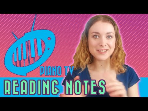 Introduction to Note Reading