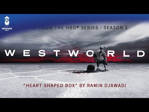 Westworld Season 2 - Heart-Shaped Box -...