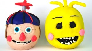 Play-doh Five Nights At Freddy's 2, Flappy Bird, Series 2 Minecraft Hangers
