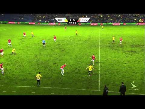 Highlights; Brøndby IF-FCV (5-0), 19-10-2014