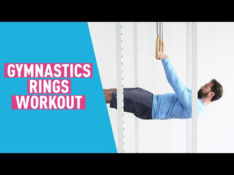 Gymnastic Rings Workout for Beginners